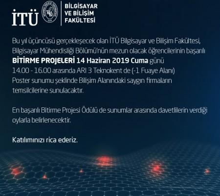 İTÜ Bilgisayar ve Bilişim Fakültesi Bitirme Projesi