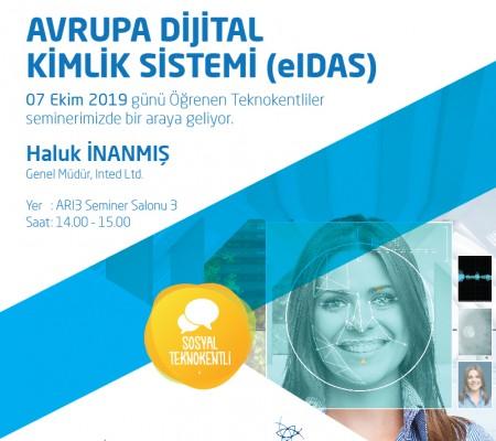 Avrupa Dijital Kimlik Sistemi