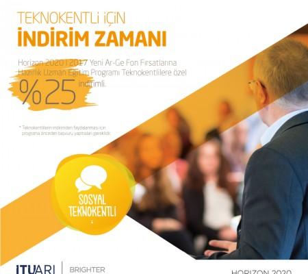 Horizon 2020'de Proje Geliştirme, Yazım ve Başvuru Odaklı Sertifikalı Eğitim Programı