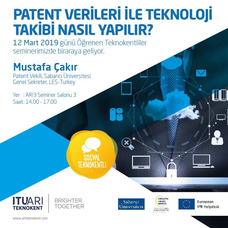 Patent Verileri ile Teknoloji Takibi Nasıl Yapılır?