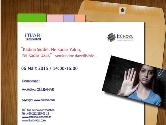 Violence Against Women Seminar