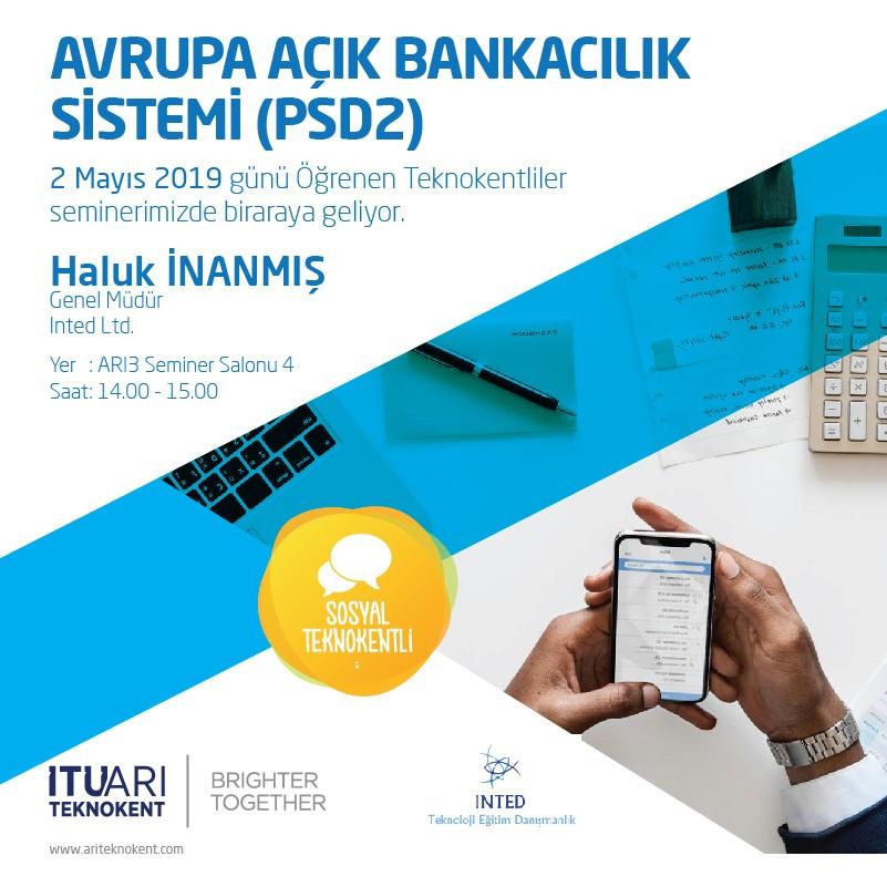AVRUPA AÇIK BANKACILIK SİSTEMİ (PSD2)