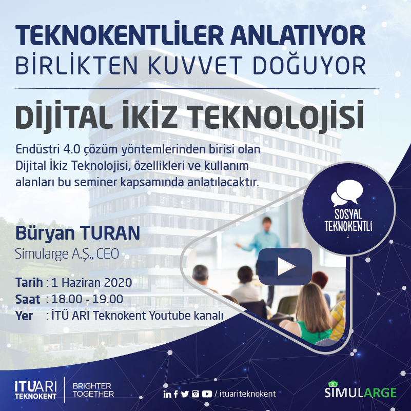 Dijital İkiz Teknolojisi