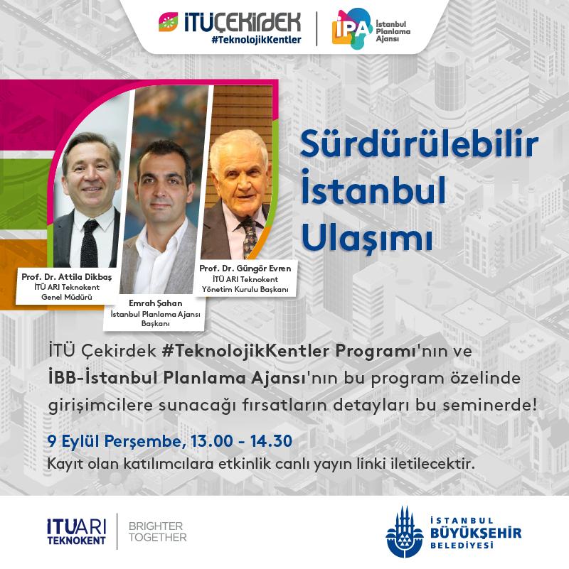 Sürdürülebilir İstanbul Ulaşımı