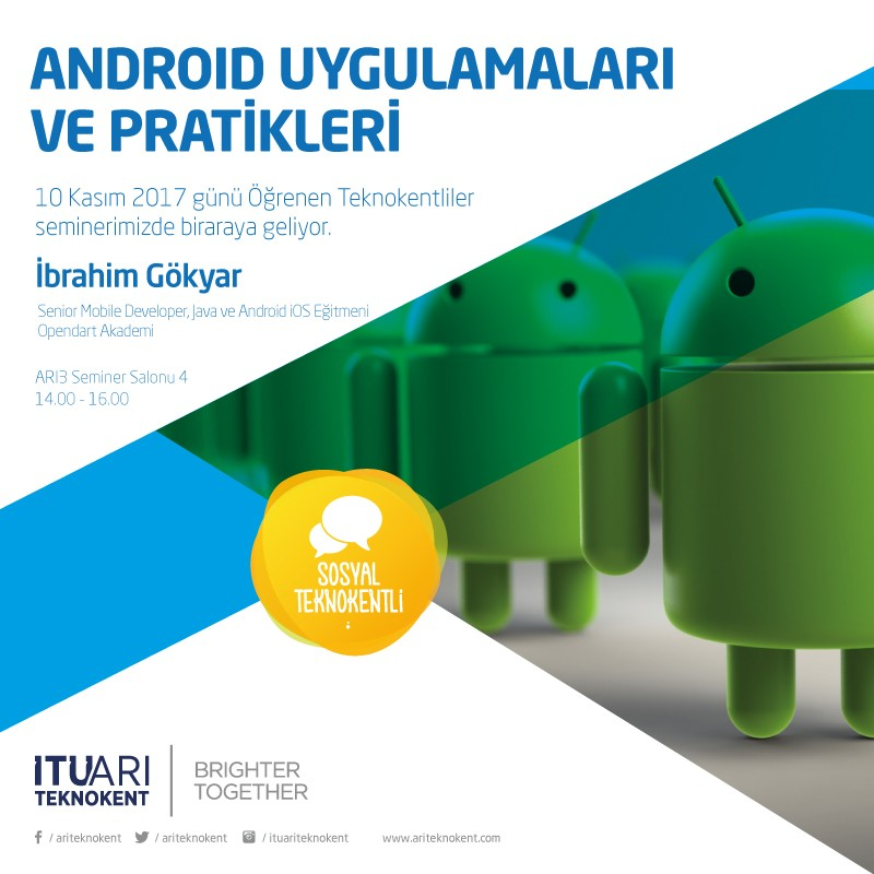 Android Uygulamaları ve Pratikleri