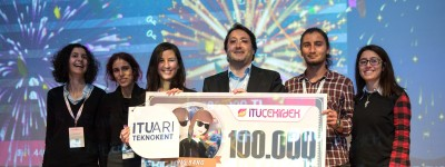 260,000 TL Cash Prize from ITU Seed