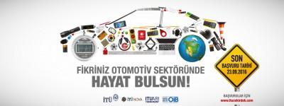FİKRİNİZ OTOMOTİV SEKTÖRÜNDE HAYAT BULSUN!