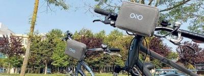 Çekirdek'ten e-bisiklet Çıktı