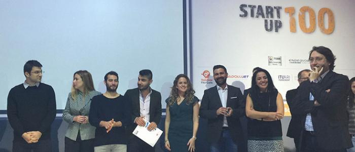 StayNote Türkiye'nin ilk 100'ünde!