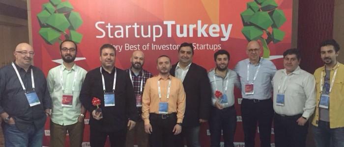 Startup Turkey'e İTÜ ARI Teknokent damgasını vurdu