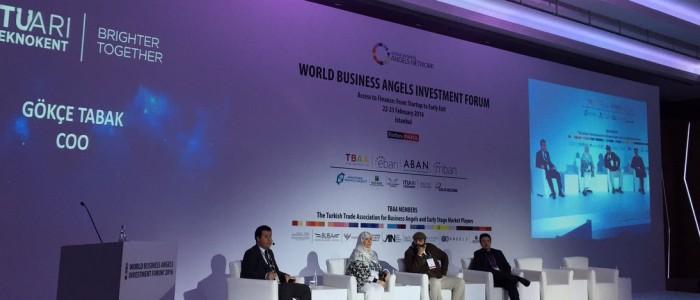 Dünya Melek Yatırım Forumu 2016