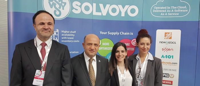 Sanayi Bakanlığı Verimlilik Ödülü Solvoyo'nun!
