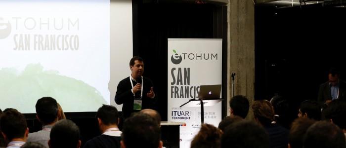 Etohum San Francisco Konferansı İTÜ ARI Teknokent sponsorluğunda gerçekleşti!