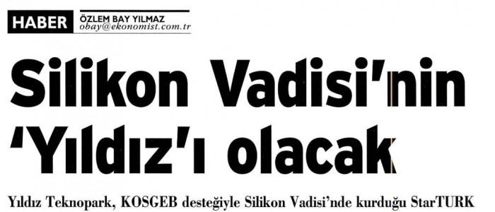 SİLİKON VADİSİ'NİN 'YILDIZ'I OLACAK!
