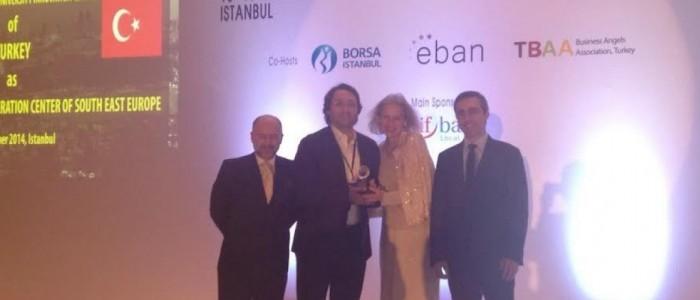 An Award from Europe to ARI Teknokent