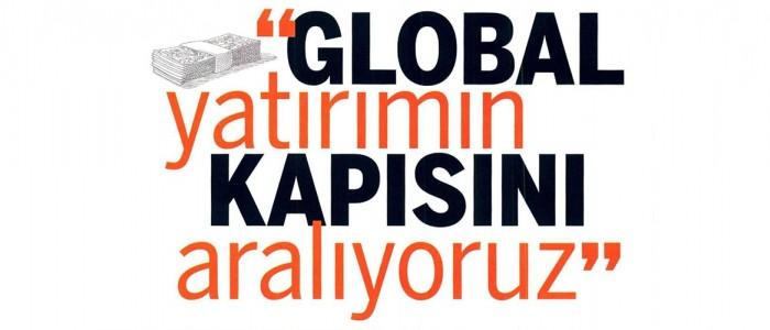 Global Yatırımın Kapısını Aralıyoruz