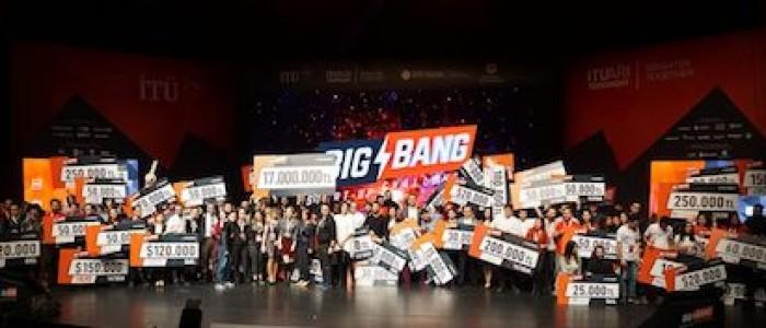 GİRİŞİMCİLER İÇİN 'BIG BANG 2018' E GERİ SAYIM BAŞLADI