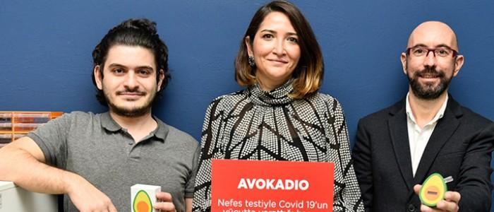 Avokadio: Metabolizma sağlığını ve Covid-19'un vücutta yarattığı hasarı tespit ve analiz eden cihaz